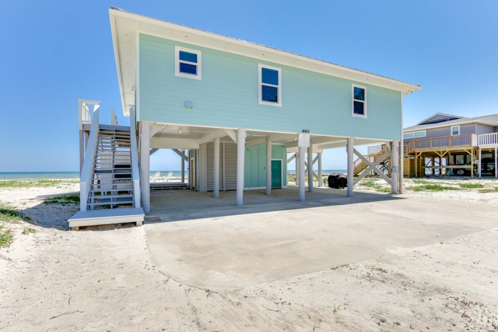 Photo of a Cape San Blas House named Beachfront Bungalow - This is the thirty-sixth photo in the set.