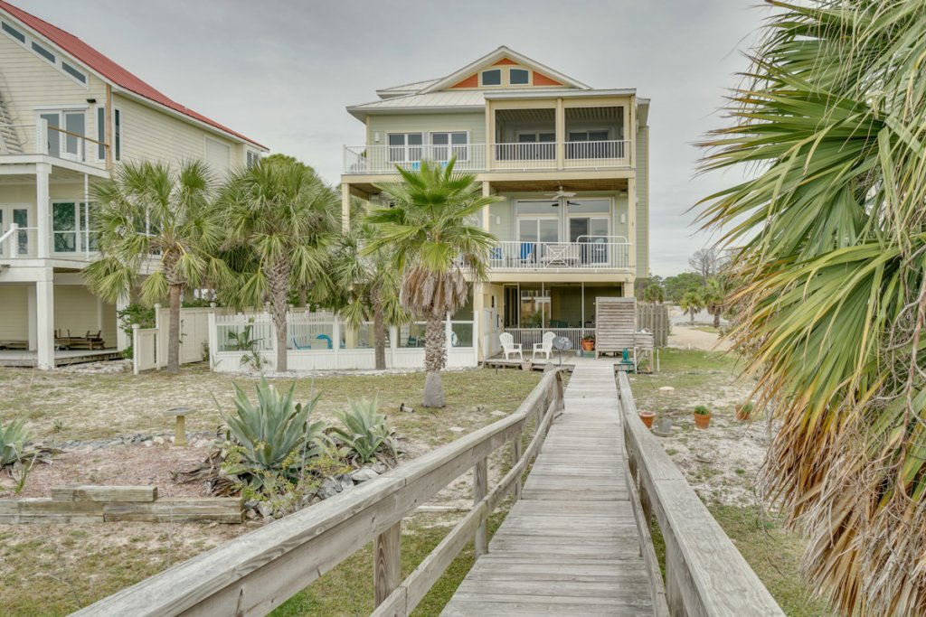 Photo of a Cape San Blas House named Cape Indulgence  - This is the fifty-seventh photo in the set.