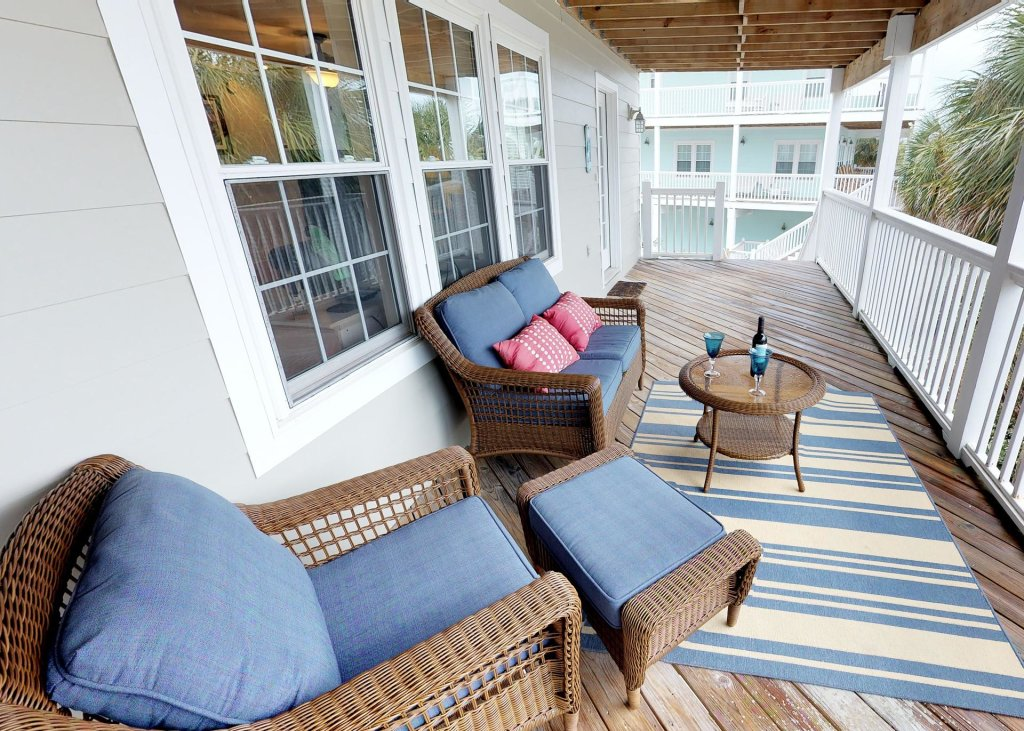 Photo of a Cape San Blas House named Aus-seas Haven - This is the second photo in the set.