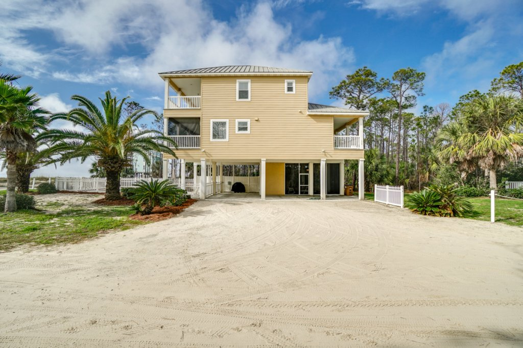 Photo of a Cape San Blas House named Whispering Palms - This is the thirty-eighth photo in the set.