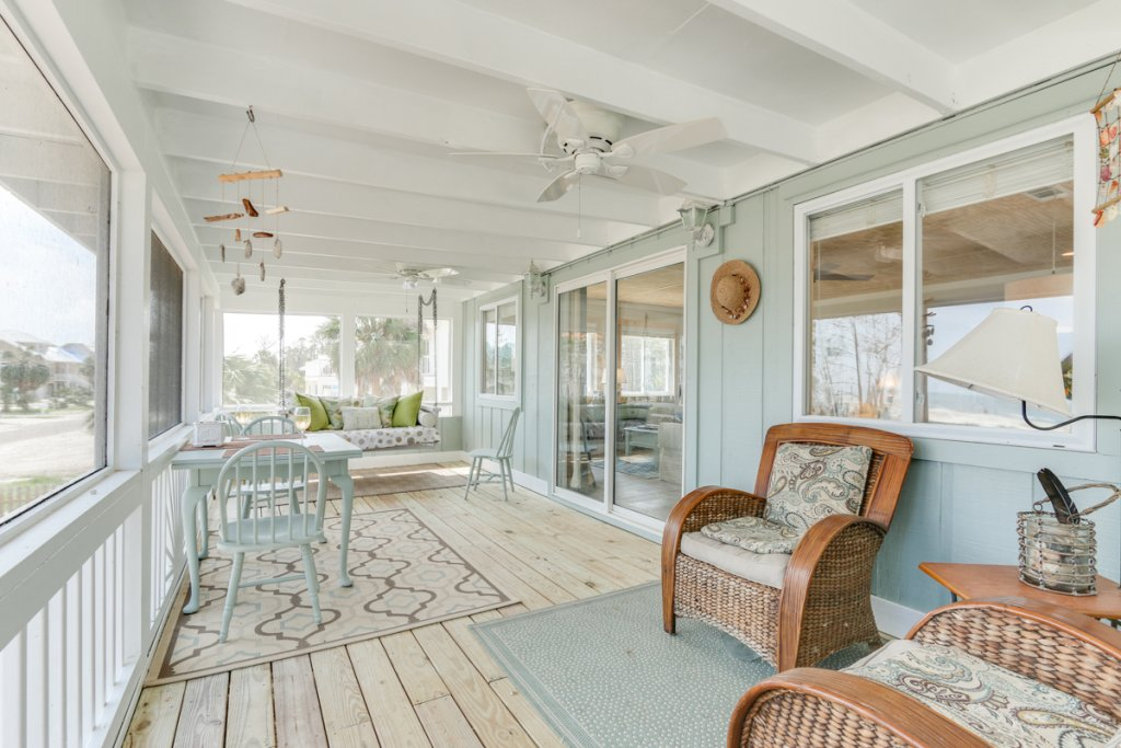 Photo of a Cape San Blas House named Om Shanti Seaside Cottage  - This is the thirty-second photo in the set.