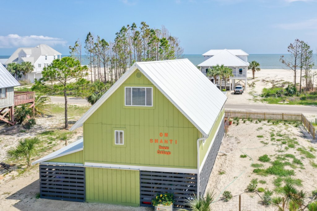 Photo of a Cape San Blas House named Om Shanti Seaside Cottage  - This is the forty-first photo in the set.