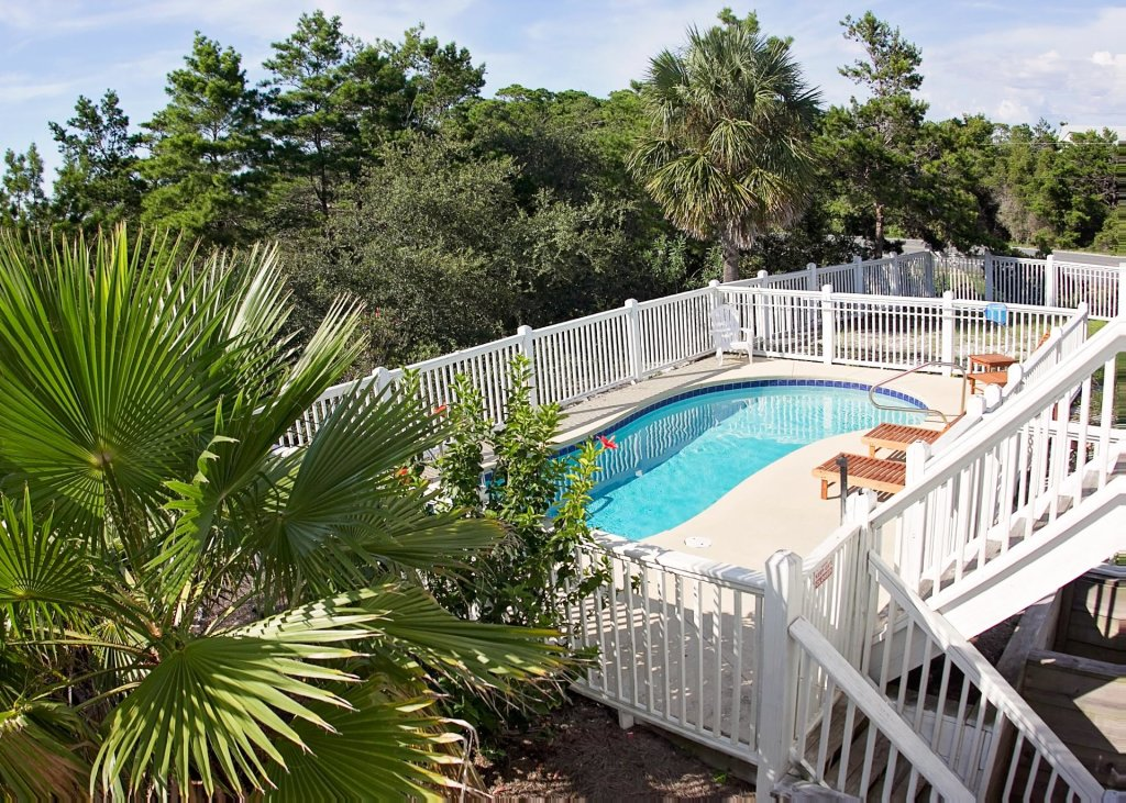Photo of a Cape San Blas House named Aus-seas Haven - This is the twenty-seventh photo in the set.