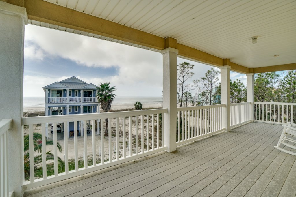 Photo of a Cape San Blas House named Whispering Palms - This is the twenty-fifth photo in the set.