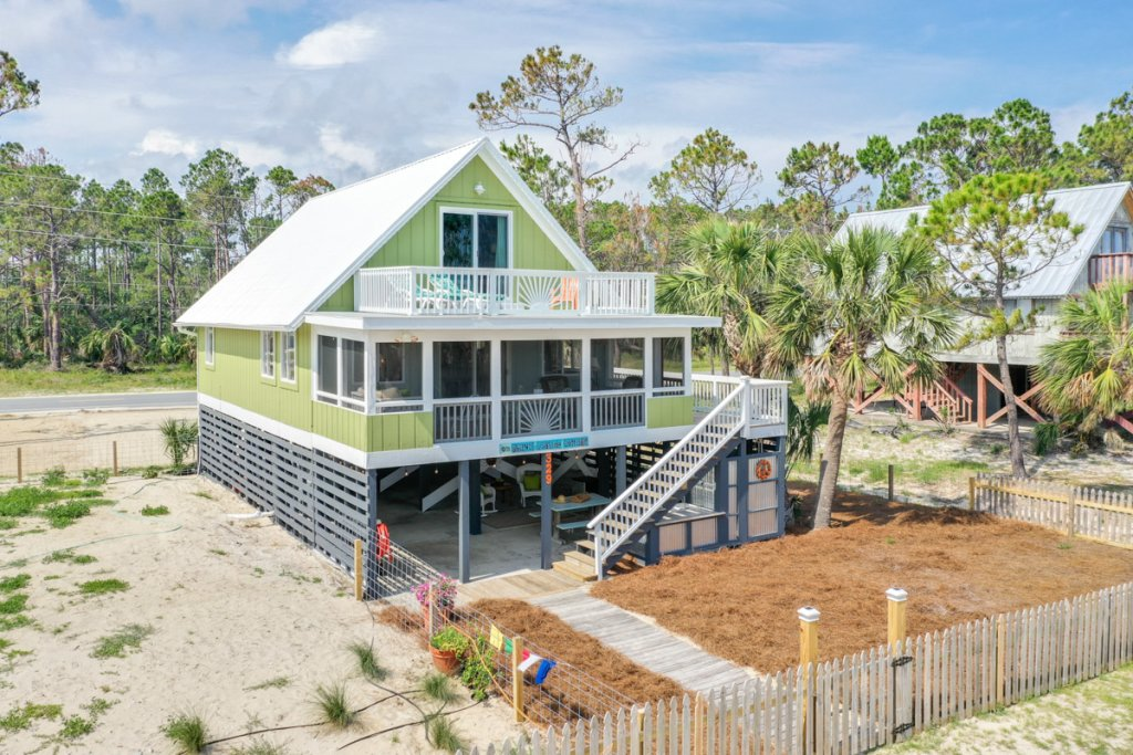 Photo of a Cape San Blas House named Om Shanti Seaside Cottage  - This is the thirty-eighth photo in the set.