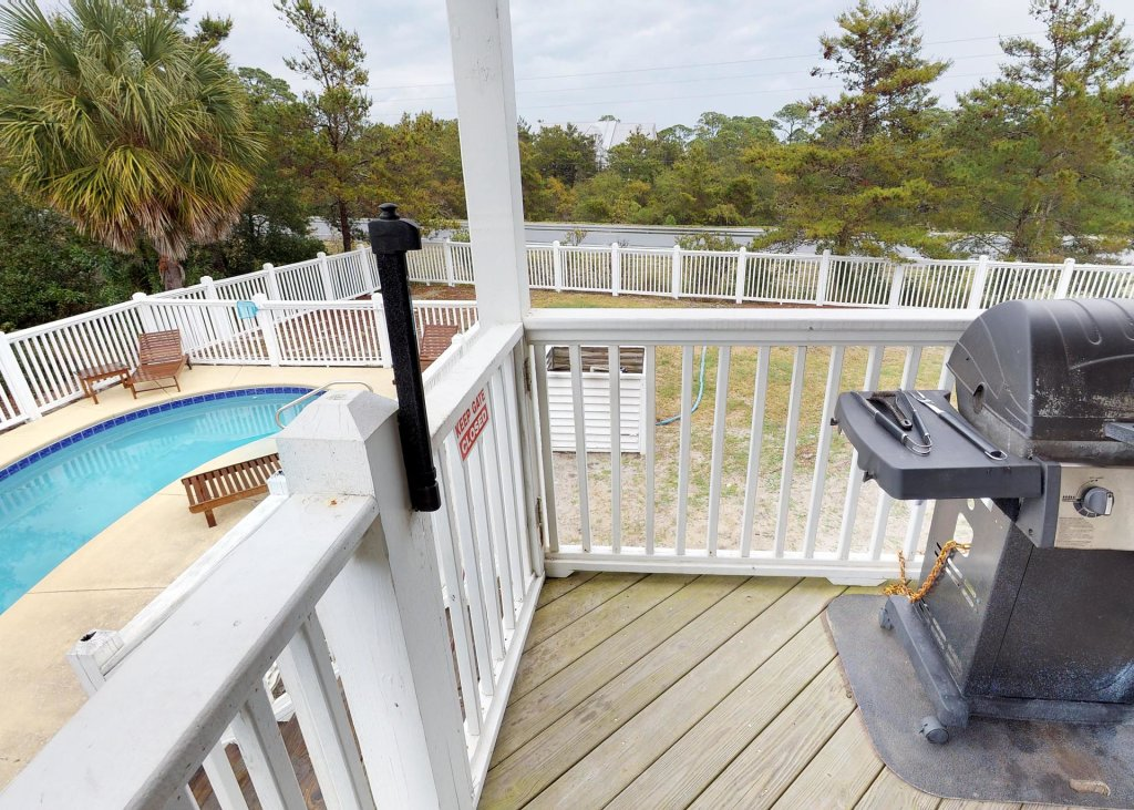 Photo of a Cape San Blas House named Aus-seas Haven - This is the thirty-eighth photo in the set.