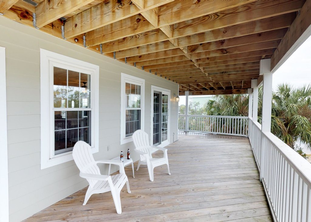 Photo of a Cape San Blas House named Aus-seas Haven - This is the thirty-seventh photo in the set.