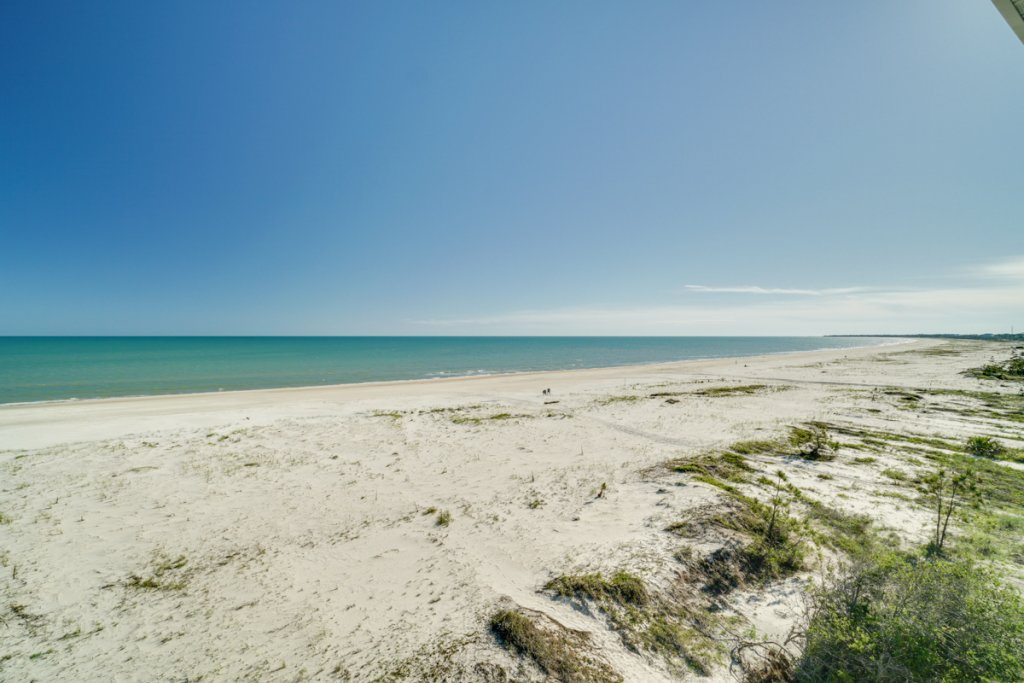 Photo of a Cape San Blas House named Scallop Pass  - This is the fiftieth photo in the set.