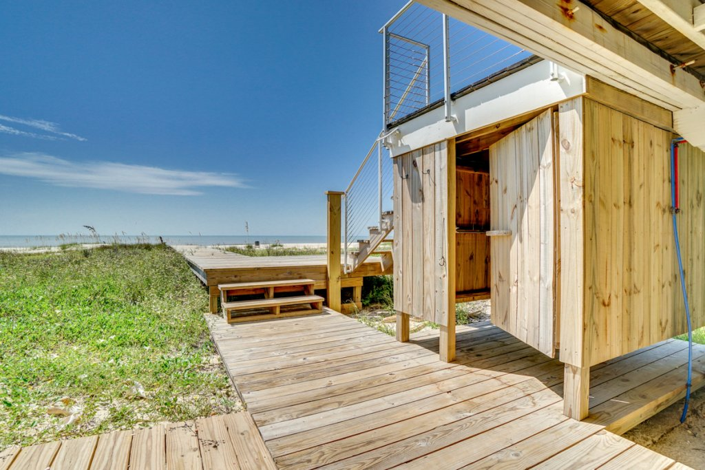 Photo of a Cape San Blas House named Barefoot Blessings - This is the forty-first photo in the set.
