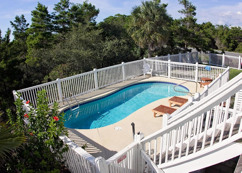 Photo of a Cape San Blas House named Aus-seas Haven - This is the twenty-eighth photo in the set.