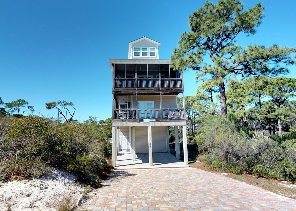 Photo of a Cape San Blas House named All Decked Out - This is the twenty-eighth photo in the set.