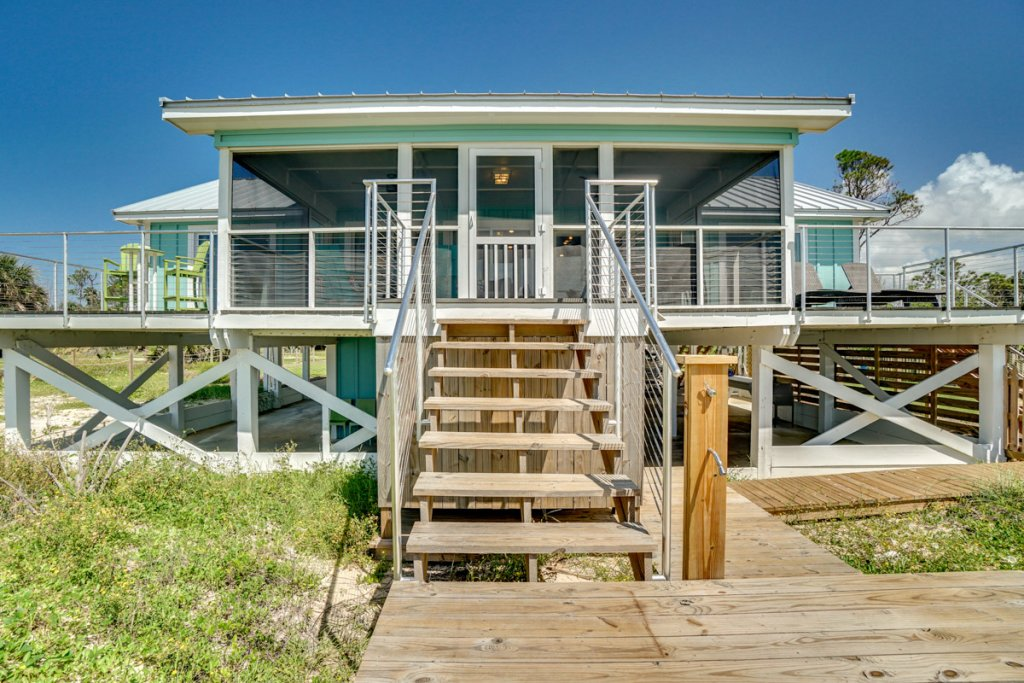 Photo of a Cape San Blas House named Barefoot Blessings - This is the thirty-third photo in the set.