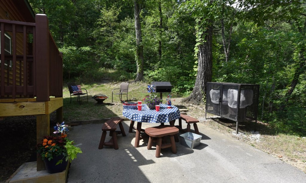 Photo of a Sevierville Cabin named Serendipity - This is the ninth photo in the set.