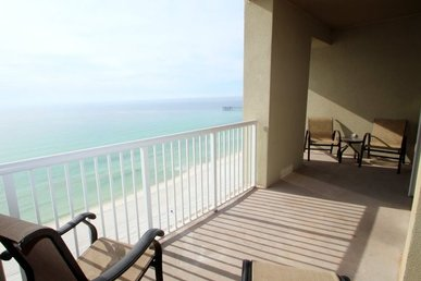 Grand Panama 1604 - Tower I, 2 Bedrooms, Beachfront, Pool, Wi-fi, Sleeps 8