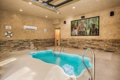 Free Tickets   Private Pool, Fire-pit, Grill, Hot Tub, Tesla Charging Station