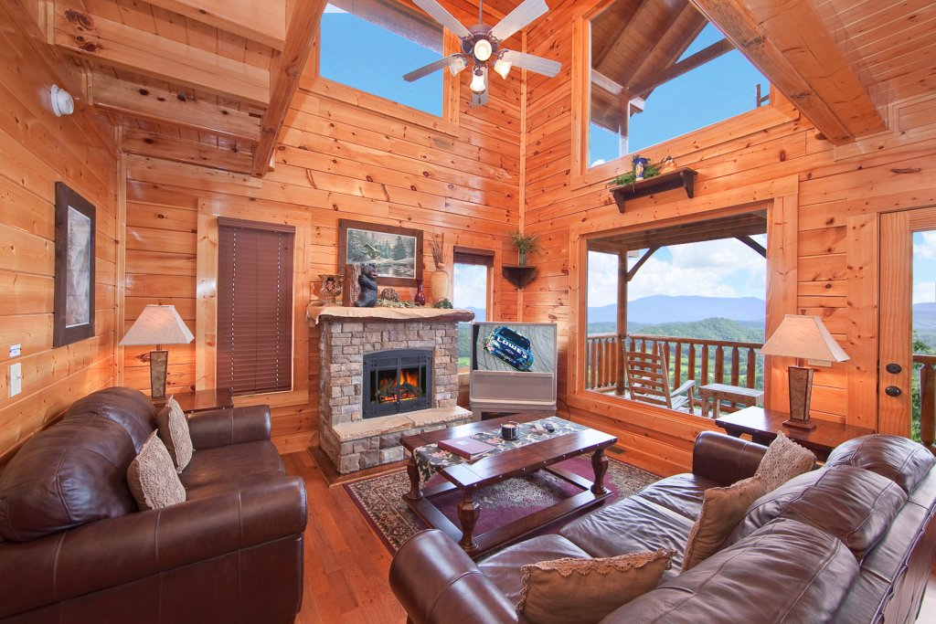 Photo of a Pigeon Forge Cabin named Endless Views (#54) - This is the sixth photo in the set.