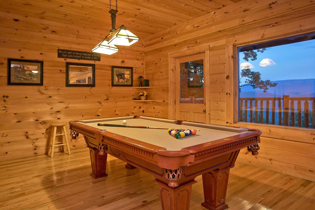 Photo of a Sevierville Cabin named Simply Breathtaking 36 - This is the fourth photo in the set.