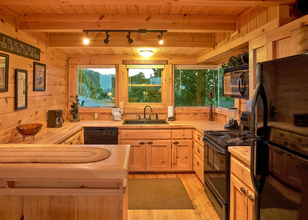 Photo of a Sevierville Cabin named Simply Breathtaking 36 - This is the seventh photo in the set.