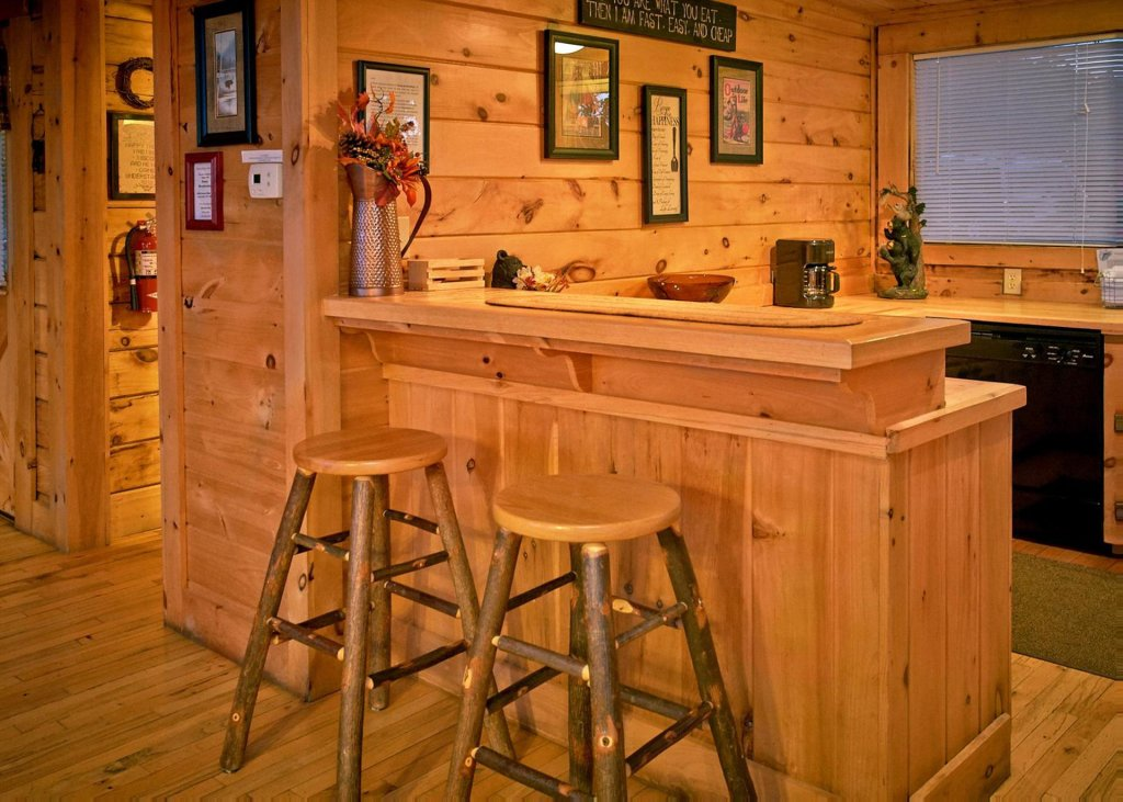 Photo of a Sevierville Cabin named Simply Breathtaking 36 - This is the eighth photo in the set.