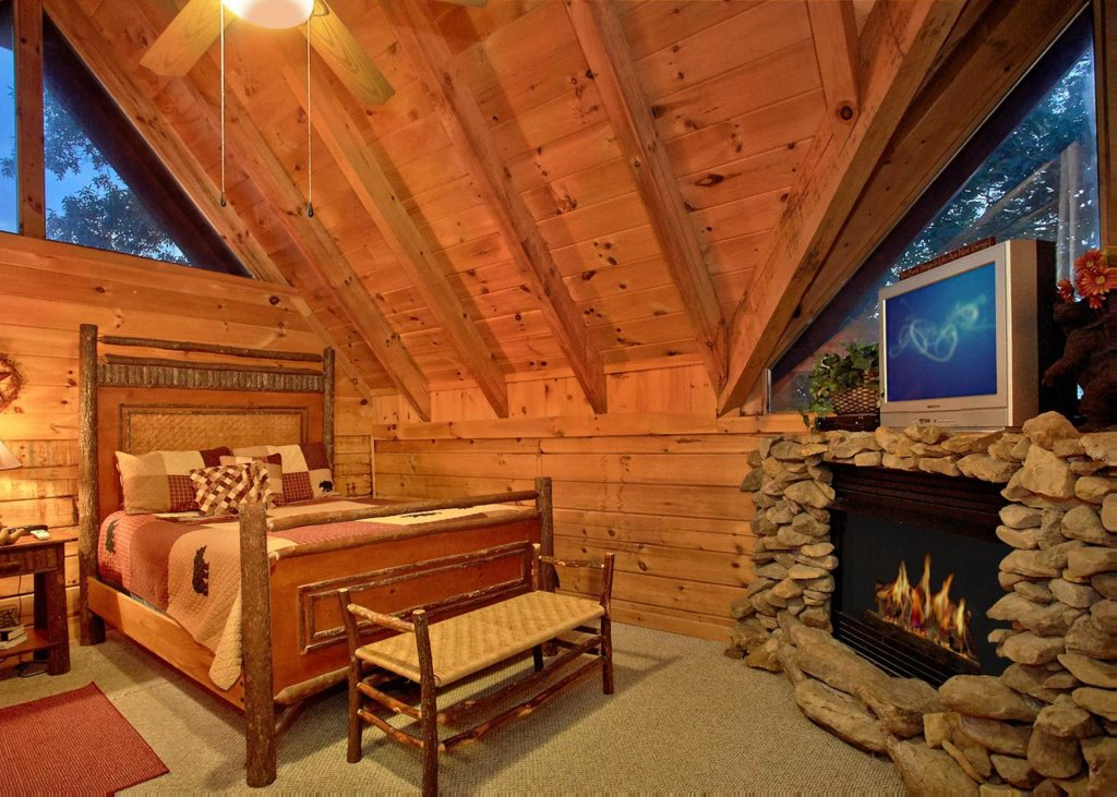 Photo of a Sevierville Cabin named Simply Breathtaking 36 - This is the ninth photo in the set.