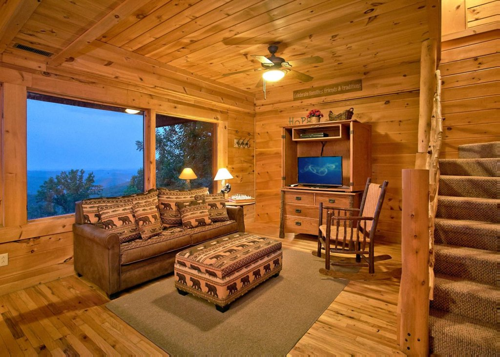 Photo of a Sevierville Cabin named Simply Breathtaking 36 - This is the eleventh photo in the set.
