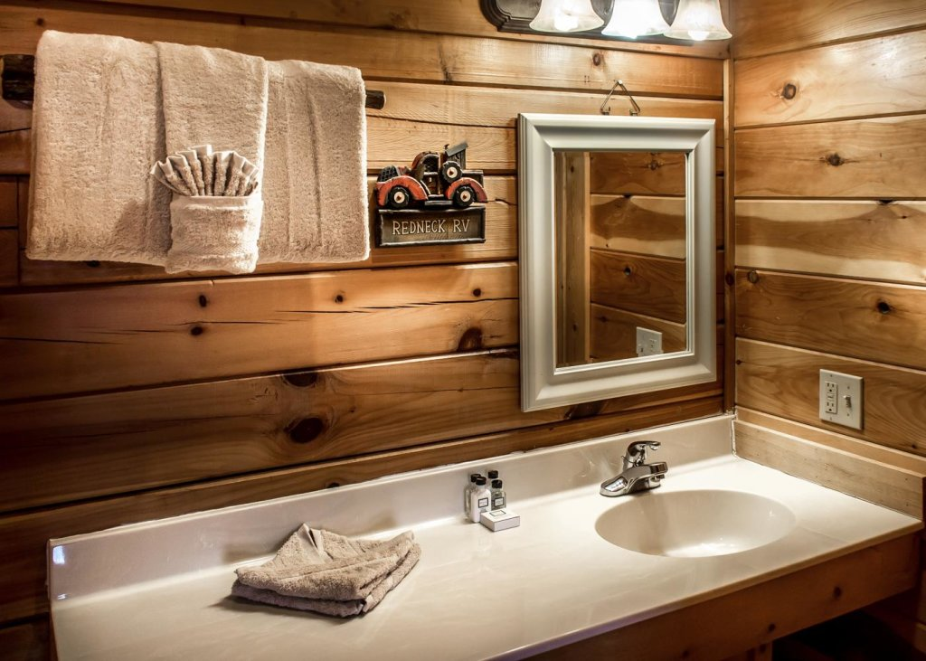 Photo of a Sevierville Cabin named The Honeymoon Sweet #63 - This is the thirteenth photo in the set.