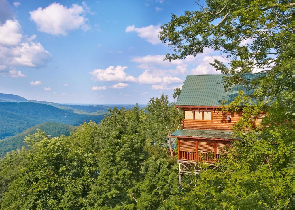 Photo of a Sevierville Cabin named The Honeymoon Sweet #63 - This is the twenty-first photo in the set.