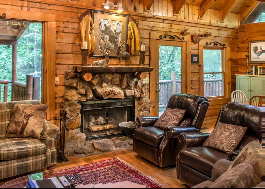 Photo of a Sevierville Cabin named Mountain Music 19 - This is the eighth photo in the set.