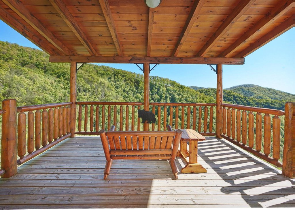 Photo of a Sevierville Cabin named Tranquility 53 - This is the twentieth photo in the set.