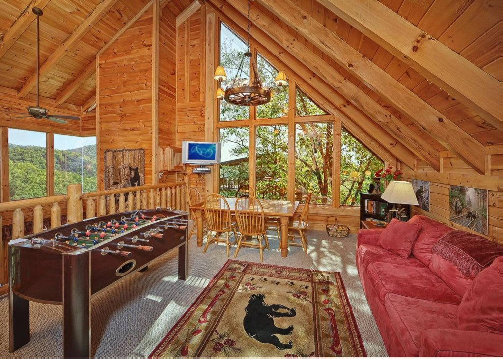 Photo of a Sevierville Cabin named Tranquility 53 - This is the first photo in the set.