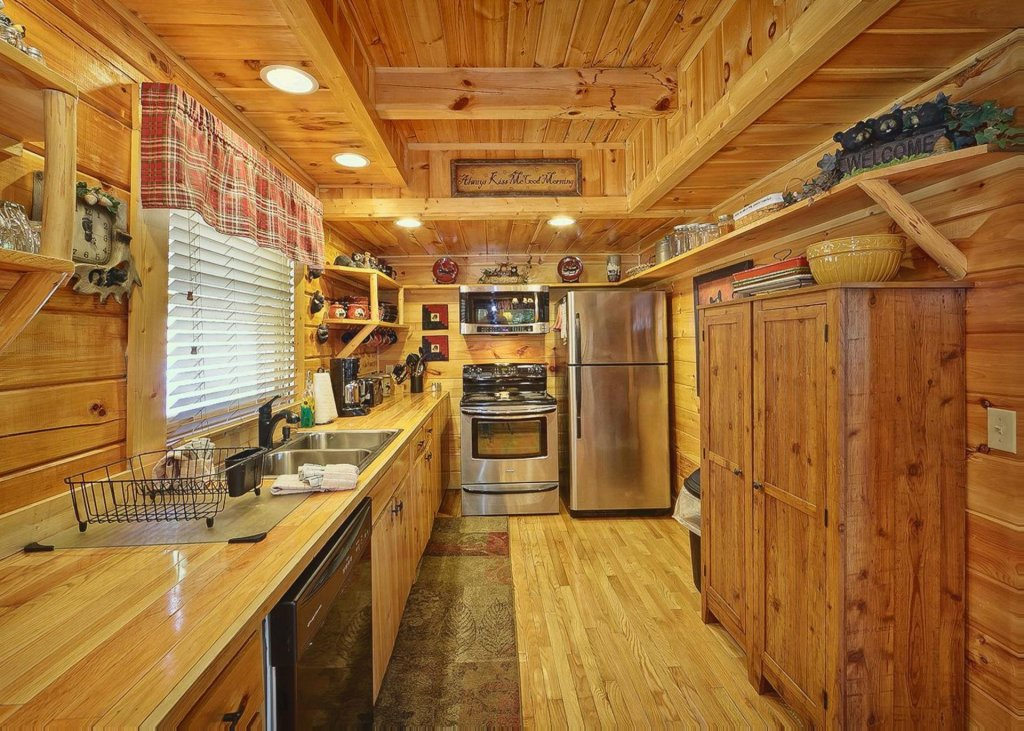 Photo of a Sevierville Cabin named Tranquility 53 - This is the seventh photo in the set.