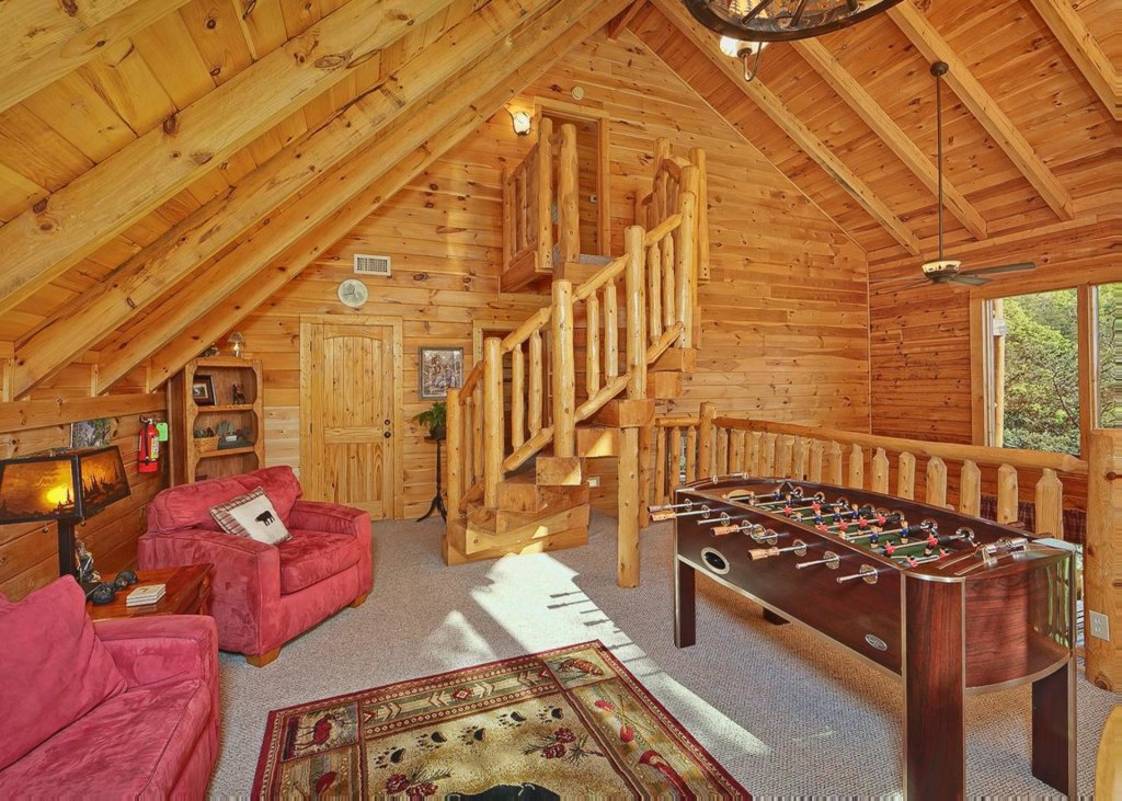 Photo of a Sevierville Cabin named Tranquility 53 - This is the eighth photo in the set.