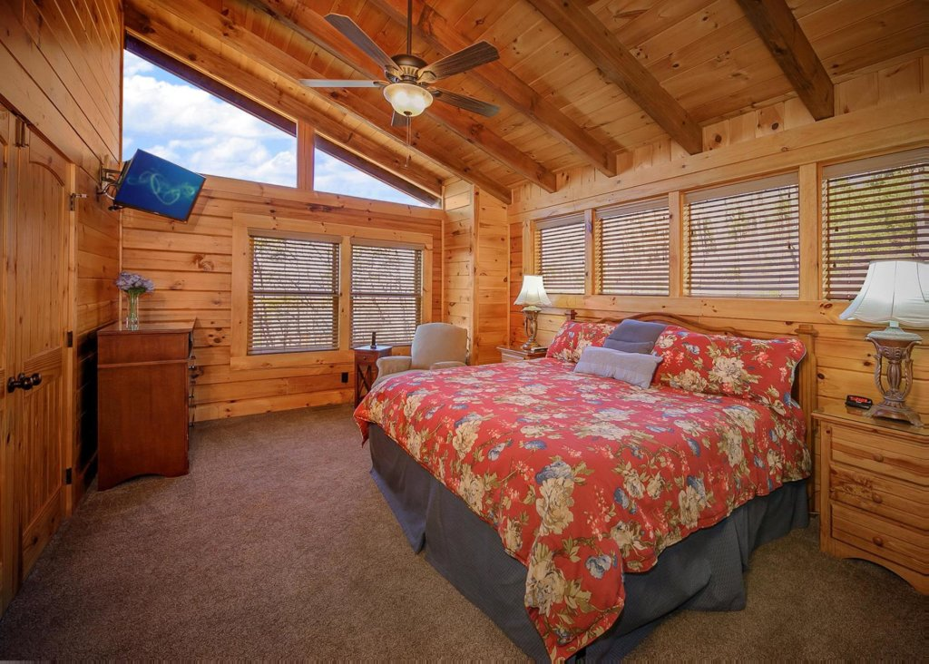 Photo of a Sevierville Cabin named Fireflies In The Night 74 - This is the thirteenth photo in the set.