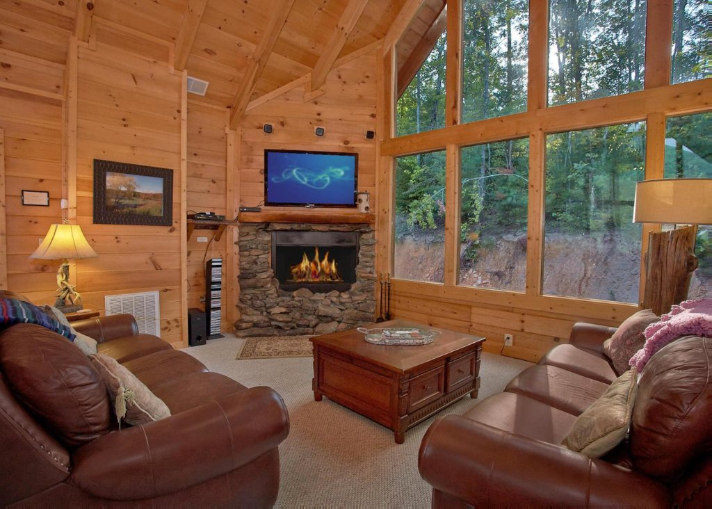 Photo of a Sevierville Cabin named Southern Elegance 70 - This is the fifth photo in the set.