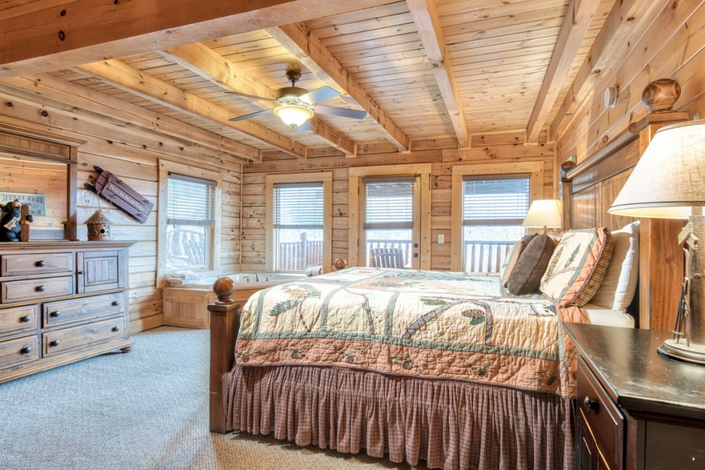 Photo of a Sevierville Cabin named Misty Mountaintop 52 - This is the twenty-first photo in the set.