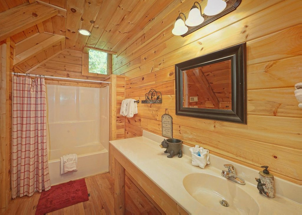 Photo of a Sevierville Cabin named Tranquility 53 - This is the seventeenth photo in the set.
