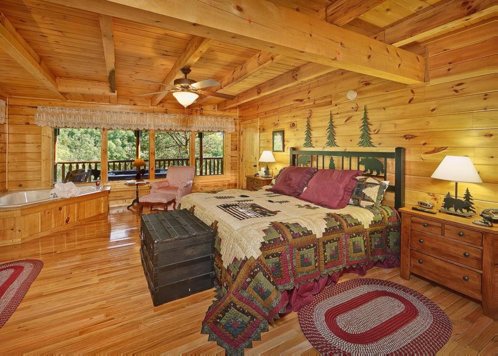 Photo of a Sevierville Cabin named Tranquility 53 - This is the twelfth photo in the set.