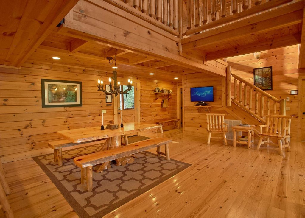 Photo of a Sevierville Cabin named Southern Elegance 70 - This is the eighth photo in the set.