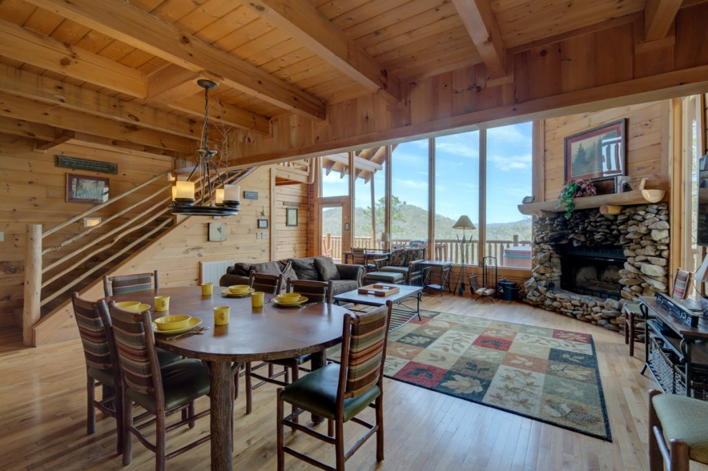 Photo of a Sevierville Cabin named Perfect Peace #46 - This is the sixth photo in the set.