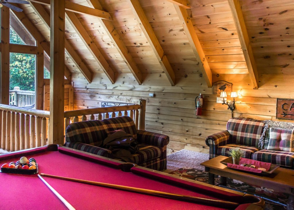 Photo of a Sevierville Cabin named Mountain Dreams 24 - This is the twelfth photo in the set.