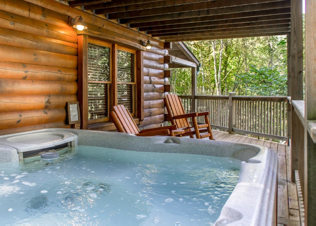 Photo of a Sevierville Cabin named Mountain Dreams #24 - This is the twentieth photo in the set.