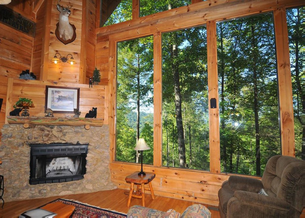 Photo of a Sevierville Cabin named Good Times 34 - This is the first photo in the set.