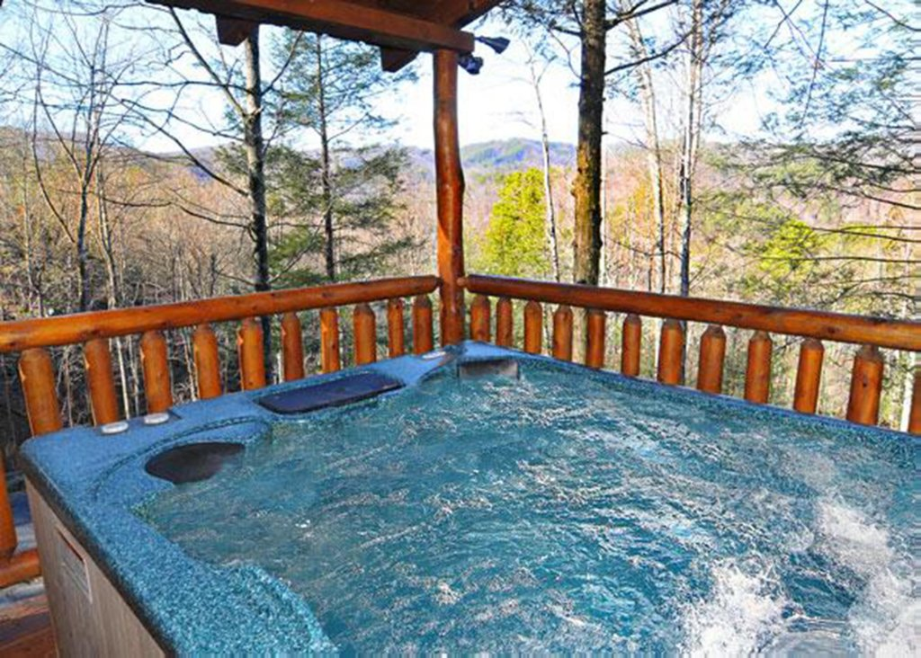 Photo of a Sevierville Cabin named Good Times 34 - This is the tenth photo in the set.