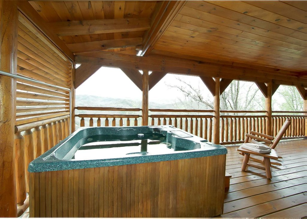 Photo of a Sevierville Cabin named Lovers Loft #62 - This is the eleventh photo in the set.