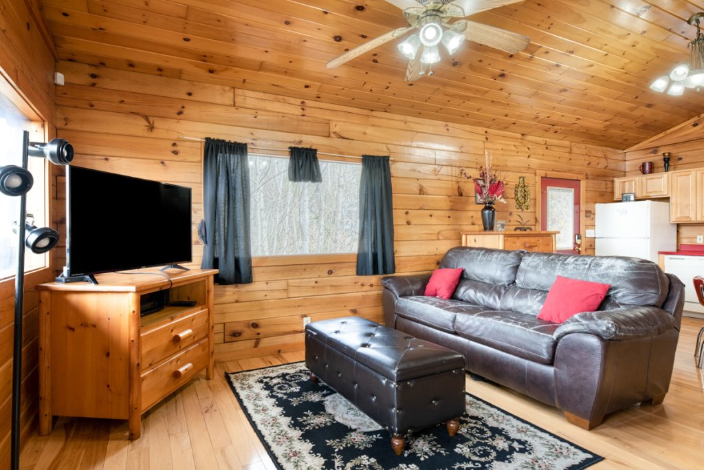 Photo of a Sevierville Cabin named Lucky Star - This is the seventh photo in the set.