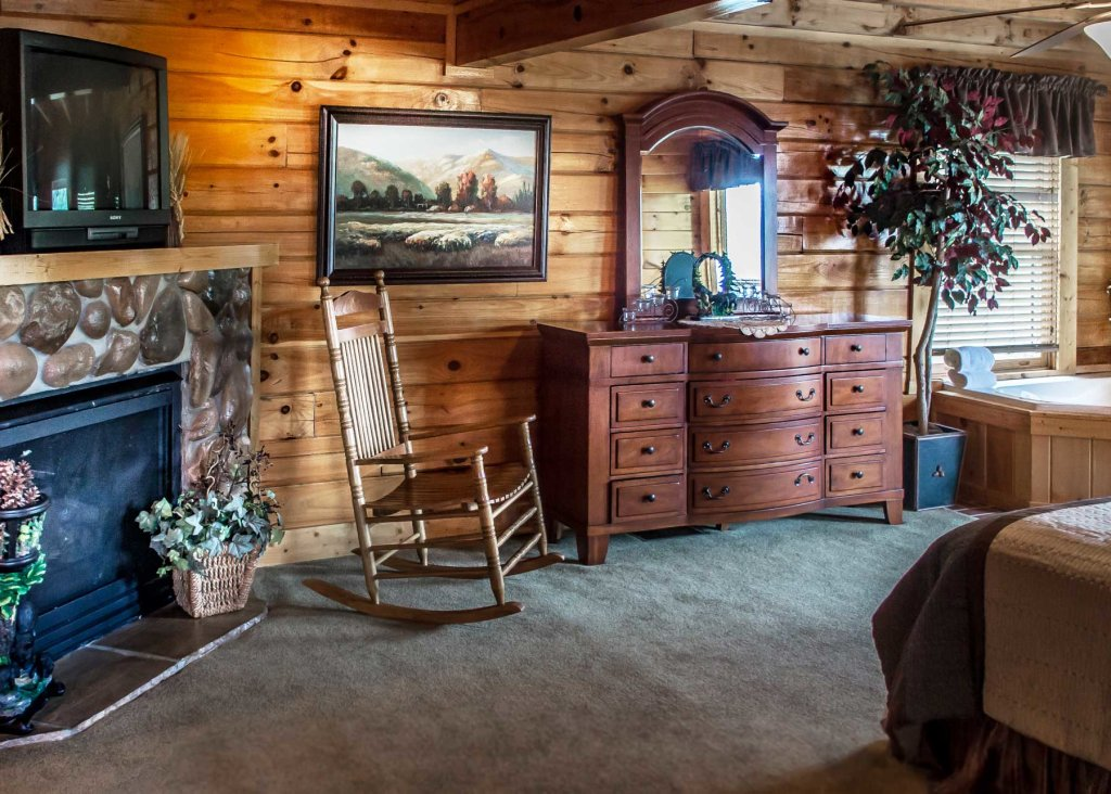 Photo of a Sevierville Cabin named Angel's Perch #54 - This is the nineteenth photo in the set.
