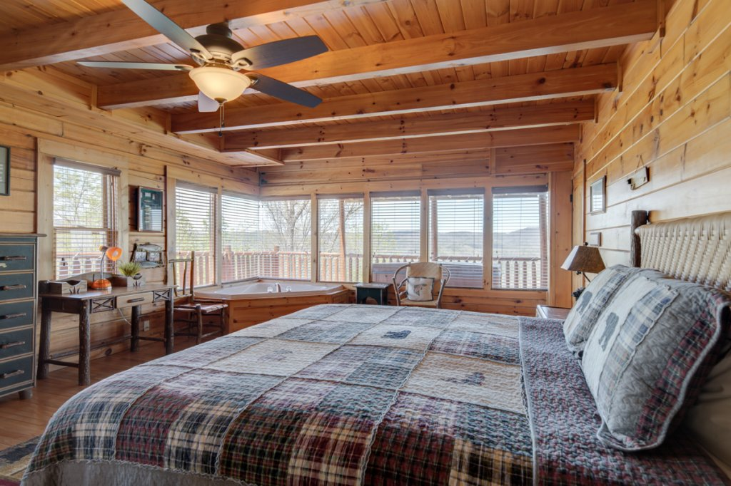 Photo of a Sevierville Cabin named Highland Lodge 61 - This is the thirteenth photo in the set.