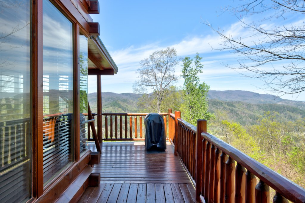 Photo of a Sevierville Cabin named Highland Lodge 61 - This is the thirtieth photo in the set.