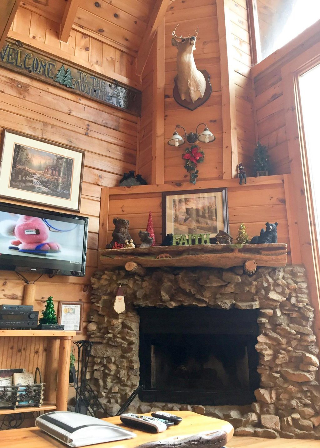 Photo of a Sevierville Cabin named Good Times 34 - This is the fifteenth photo in the set.