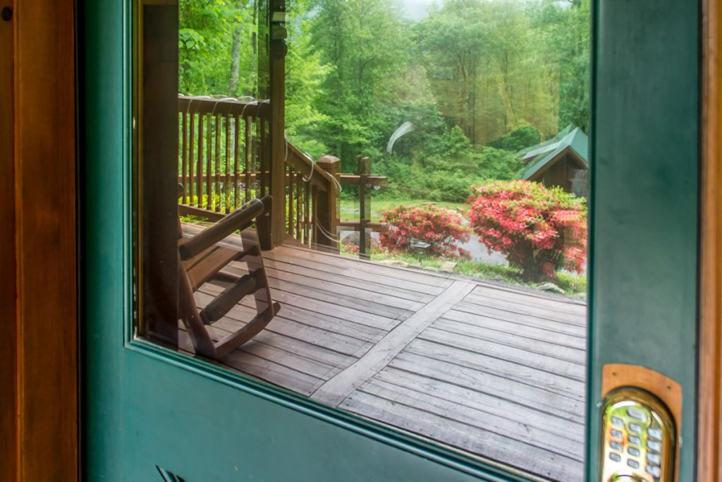Photo of a Sevierville Cabin named Mountain Dreams #24 - This is the thirty-second photo in the set.